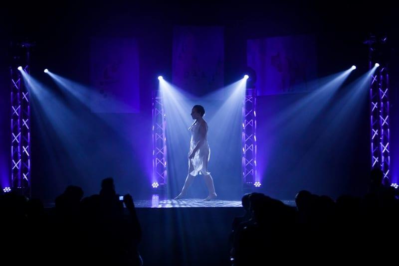 Sonorisation Eclairage défilé de mode